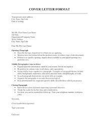 Standard Business Letter Format Template protest letter format gallery letter samples format