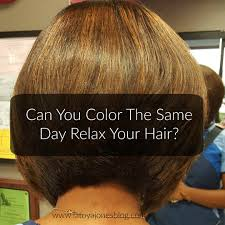 purple rinse hair dye for dark hair relaxer can you color the same day relax your hair latoya jones