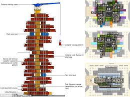 plant layout of hotel hive inn hotel design made of shipping containers that can be