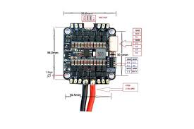 dys f4 fc f30a and f20a 4in1 esc