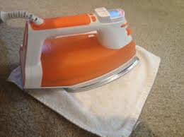 How To Get Dry Stains Out Of Carpet How To Clean Stubborn Carpet Stains With An Iron And Vinegar