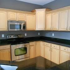 kitchen ideas with oak cabinets and stainless steel appliances 35 the nuiances of kitchen paint colors with oak cabinets