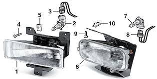 2004 f150 fog lights fog lights factory installed 1997 03 f150 1997 99 f250 2004
