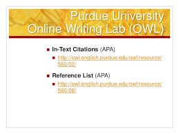 Owl Purdue Resume Ideas Collection Purdue Owl Apa Format Reference Page With Resume