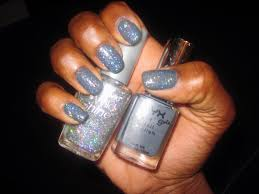 manicure mondays holiday sparkle the gabe fix by gabrielle flowers