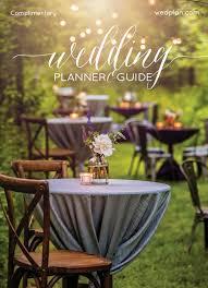 wedding planner u0026 guide 2017 by wedding planner u0026 guide issuu