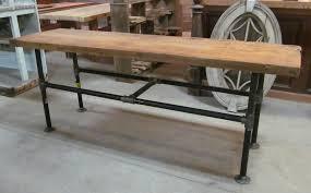 Industrial Work Table by Industrial Table Pmj Vintage Pinterest Industrial Table