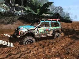 mobil jeep lama off road drive gameplay video youtube