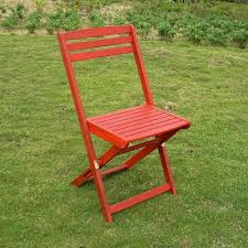 Folding Patio Furniture Set by International Caravan Royal Fiji Acacia Folding Patio Chair Set
