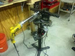 Harbor Freight Bench Grinder Stand Tubing Coping Notching Technics And Ideas Pirate4x4 Com 4x4
