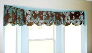 How To Hang A Drapery Scarf by Valance Silk Scarf Window Treatment Panel Ivory Sheer Valance