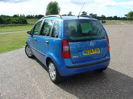 fiat idea hatchback 2004 2007 driving u0026 performance parkers