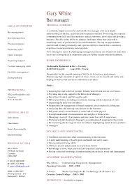restaurant resume templates restaurant resume template tgam cover letter