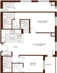 Sorrento Floor Plan The Sorrento Condos By Armour Capri Floorplan 2 Bed U0026 2 Bath