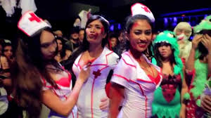 freaking friday halloween party velvet nightclub youtube