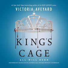 boring book recommendation king u0027s cage victoria aveyard u2014 bored