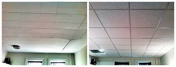 Ceiling Tile Light Fixtures Walls Ceilings Floor Services The Renovation Company