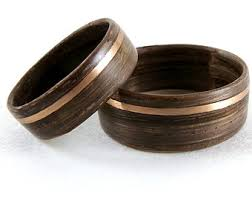 bog the wedding band bentwood ring bog cypress wooden ring handcrafted wood