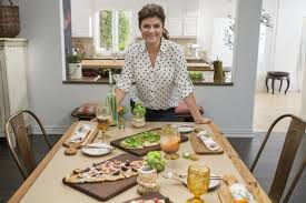 tiffani thiessen home saved by the bell s tiffani thiessen cooking channel cooking show