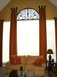 Curtains For Windows With Arches Arched Window Decor Upsite Me