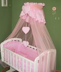 Crib Net Canopy by Swinging Crib Canopy Holder Creative Ideas Of Baby Cribs