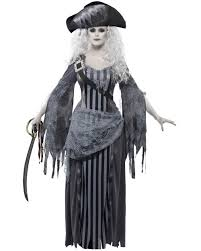 cl539 ghost ship princess goul pirate caribbean horror scary