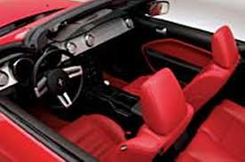 2005 ford mustang gt interior 2005 ford mustang convertible road test review automobile
