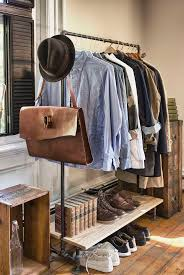 Creative Ways To Store Clothes by Top 25 Best Mens Closet Organization Ideas On Pinterest Man