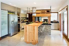 cuisine parall鑞e cuisine equipee ilot central 8 cuisine en l avec ilot et