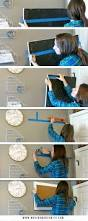 how to hang a picture the easy way making manzanita
