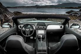 bentley sports car interior bentley continental gtc 2nd generation facelift