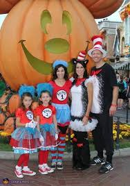cat in the hat costume in the hat family costumes