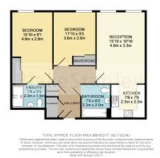 O2 Floor Plan by Properties For Sale Dalston Square Hackney E8 550 000