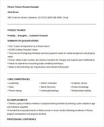 Training Resume Format Personal Resume Template My New Personal Resume Resume Template