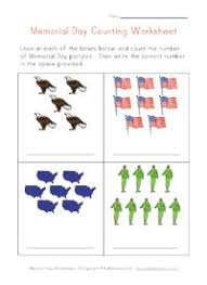 memorial day worksheet math sums and differences answers are