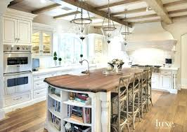 french country kitchen decorating with painted island french country kitchen ideas decorative stone wall decor with aged