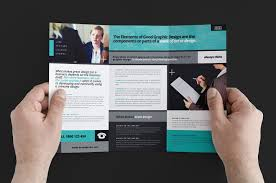tri fold brochure ai template free business trifold brochire template for photoshop