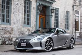 lexus supercar review 2018 lexus lc 500h review autoguide com news
