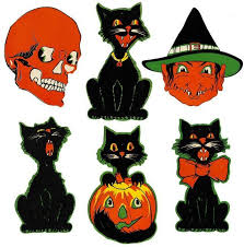 Vintage Halloween Skeleton Decorations by Halloween Cat Decorations Cool Halloween Decoration Ideas Cheap