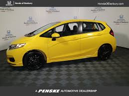 2018 new honda fit sport manual at honda of danbury serving putnam
