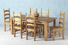 Mexican Chairs Pine Dining Chairs Decor References