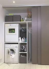 machine a laver dans la cuisine cuisine ouverte délimitée par une verrière ou un îlot bar salons