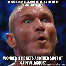 Wrestlemania Meme - 26 best brock lesnar memes only wwe fans will get
