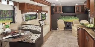 Motor Home Interiors 2015 Seneca Class C Motorhomes Jayco Inc
