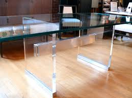 furniture wonderful oval lucite acrylic dining table with lovely