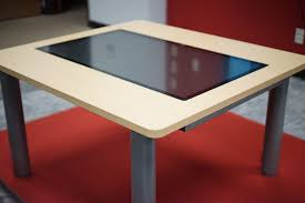 coffee tables simple coffee table mechanism touch screen glass