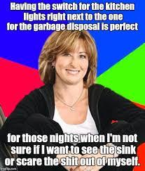 Not Sure If Meme Maker - sheltering suburban mom meme generator imgflip