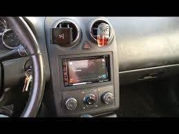 2004 2009 pontiac g6 radio install pioneer avh x2800bs and