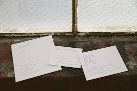 winery wedding invitations monochromatic wedding invitations for california winery wedding