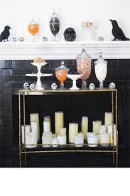 20 Elegant Halloween Decorating Ideas Chic Halloween Decor Yard Decorations For Halloween Homemade